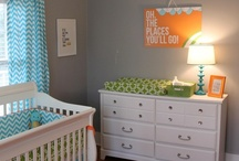 Nursery Ideas / by Kimberly Hayes