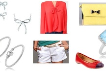 Shoshanah's Picks: Bow Fever / Each week, Shoshanah (who has fabulous taste IMHO) will be putting together a complete outfit, accessorized with Shadora jewelry! No need to hit the malls – she will do the shopping for you! This week's look is Bow Fever – what do you think?