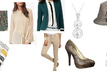 Shoshanah's Picks: Camouflage / Each week, Shoshanah (who has fabulous taste IMHO) will be putting together a complete outfit, accessorized with Shadora jewelry! No need to hit the malls – she will do the shopping for you! This week's look is Camouflage – what do you think?