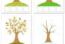 preschool ideas / by Gloria Goheen