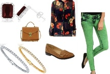 Shoshanah's Picks: Fab Florals / Each week, Shoshanah (who has fabulous taste IMHO) will be putting together a complete outfit, accessorized with Shadora jewelry! No need to hit the malls – she will do the shopping for you! This week's look is Fab Florals – what do you think?