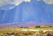 California Impressionism Exhibition Opening January 26, 2013