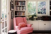 PINK / decorating with pink