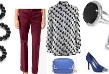 Shoshanah's Picks: Black to Basics / Each week, Shoshanah (who has fabulous taste IMHO) will be putting together a complete outfit, accessorized with Shadora jewelry! No need to hit the malls – she will do the shopping for you! This week's look is Black to Basics – what do you think?