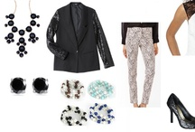 Shoshanah's Picks: Cocktail Hour / Each week, Shoshanah (who has fabulous taste IMHO) will be putting together a complete outfit, accessorized with Shadora jewelry! No need to hit the malls – she will do the shopping for you! This week's look is Cocktail Hour – what do you think?