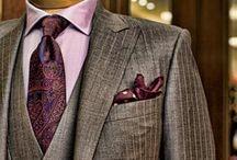 Men's Fashion / by Janice Sapp