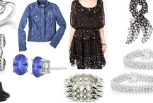 Shoshanah's Picks: Rocker Chic / Each week, Shoshanah (who has fabulous taste IMHO) will be putting together a complete outfit, accessorized with Shadora jewelry! No need to hit the malls – she will do the shopping for you! This week's look is Rocker Chic – what do you think?