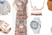 Shoshanah's Picks: Love Is In The Air / Each week, Shoshanah (who has fabulous taste IMHO) will be putting together a complete outfit, accessorized with Shadora jewelry! No need to hit the malls – she will do the shopping for you! This week's look is Love Is In The Air – what do you think?