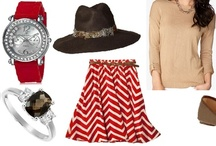 Shoshanah's Picks: Earthy Qualities / Each week, Shoshanah (who has fabulous taste IMHO) will be putting together a complete outfit, accessorized with Shadora jewelry! No need to hit the malls – she will do the shopping for you! This week's look is Earthy Qualities – what do you think?