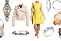 Shoshanah's Picks: Spring Into Style / Each week, Shoshanah (who has fabulous taste IMHO) will be putting together a complete outfit, accessorized with Shadora jewelry! No need to hit the malls – she will do the shopping for you! This week's look is Spring Into Style – what do you think?
