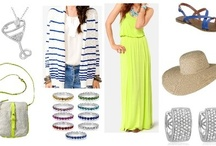 Shoshanah's Picks: All Aboard / Each week, Shoshanah (who has fabulous taste IMHO) will be putting together a complete outfit, accessorized with Shadora jewelry! No need to hit the malls – she will do the shopping for you! This week's look is All Aboard – what do you think?
