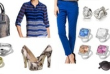 Shoshanah's Picks: Snake Eyes / Each week, Shoshanah (who has fabulous taste IMHO) will be putting together a complete outfit, accessorized with Shadora jewelry! No need to hit the malls – she will do the shopping for you! This week's look is Snake Eyes – what do you think?