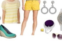 Shoshanah's Picks: Sunny Side Up / Each week, Shoshanah (who has fabulous taste IMHO) will be putting together a complete outfit, accessorized with Shadora jewelry! No need to hit the malls – she will do the shopping for you! This week's look is Sunny Side Up – what do you think?
