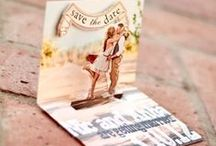 Save-the-date Cards / Cute ideas for you and your significant other!