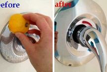 Cleaning tips and tricks / Cleaning how to's and not to's