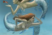 Mermaid / by Sri Rahayu