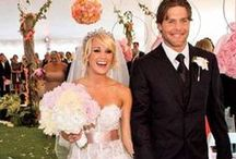 Celebrity Weddings / Dresses, Flowers, Jewelry, and the top pictures from your favorite celebrities.