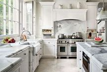{home: kitchen + dining} / by Karley Hill