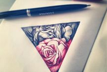 inkspiration / just having a think on ink / by Melanie Katie Watts