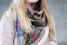 Scarves / Helping girls up their style game all year long.