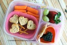 school food / school breakfast and school lunches