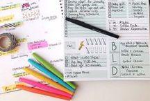 Work - Tips, Organization, Motivation