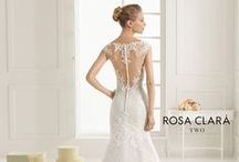 Two by Rosa Clará 2016 Collection / Wedding Dresses