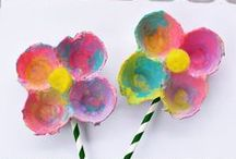 Speech Therapy Crafts & Recipes / Ideas for using crafts & easy recipes in my speech therapy room. #crafts #speechtherapy #papercrafts #preschoolcrafts