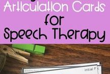 Ashley Rossi on TpT / Speech Therapy activities for preschool, elementary, and middle school. All resources available for download from Teachers Pay Teachers. Articulation, Language, Vocabulary, No Prep & more!