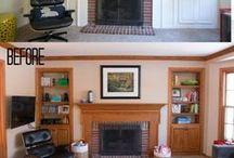 Beautiful Mantels / Fireplace mantels