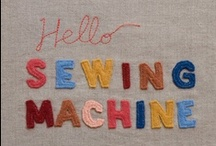 Sewing inspiration / by Gaelle