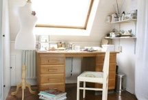 Sewing Studio / by Gaelle