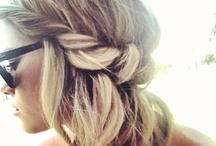 hair / by Katelyn Hatmaker