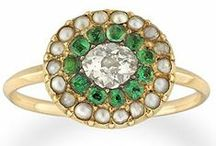 jewels & accessories / diamonds, emeralds & rubies... oh my!
