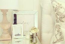 home décor// bedroom / décor ideas for the bedroom