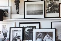 Gallery Wall Ideas / by Alisha E