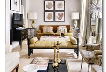 HOME DECORATION IDEAS LIVING ROOM / by Ayreen Khoury