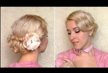 UPDOS STYLES / by Ayreen Khoury