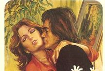Vintage M&B / Check out our Mills & Boon series covers through the decades.
