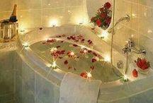 ahhh.. A Nice Bath / by Kandi apple art gallery