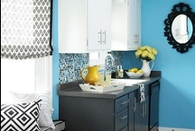 KITCHEN AND DINING ROOM INSPIRATION  / by Ayreen Khoury