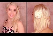 BRAIDS BRAIDS HAIR STYLES / by Ayreen Khoury