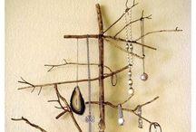 Bijuterias - inspiraçăo / Inspirações para bijuterias  - jewelry diy !  / by Su Herr