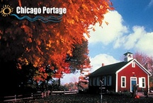 Chicago Portage Area / The Chicago Portage Area from the Heritage Corridor it's well known for its impressive history. This is the place where explorers Jolliet and Marquette first portage goods and canoes over land between waterways. This area combines 12 communities in Southern Cook County. The Chicago Portage Area waits for you to discover its history, the antique shops or to bike along the Canal. http://www.heritagecorridorcvb.com/chicago-portage/chicago-portage.htm / by Heritage Corridor CVB