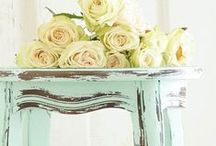 Painted Furniture & Decor