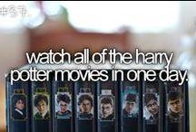 Harry Potter :D / by Gabrielle Salter