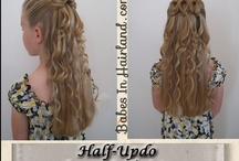 FANCY UPDOS FOR GIRLS / by Ayreen Khoury