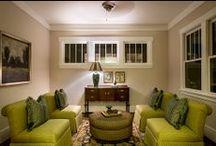 Saussy Burbank Living Rooms
