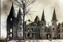 olde haunts / the sad character in derelict & decay