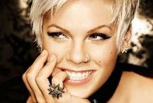 • P!NK • / This whole entire board is dedicated to the incredibly talented P!NK.